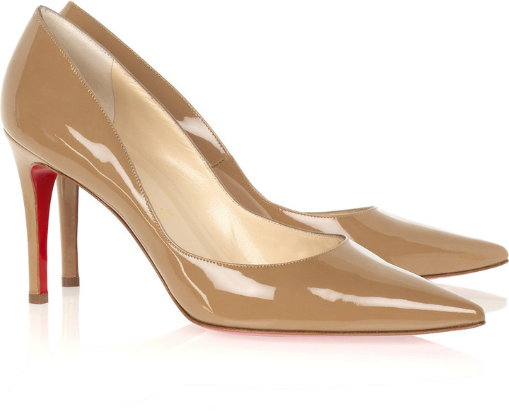 Christian Louboutin New Decoltissimo 85 pumps