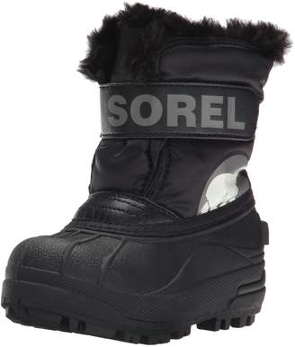 Sorel Commander B Coal Cold Weather Boot (Toddler/Little Kid)