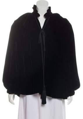 Saint Laurent Vintage Velvet Jacket