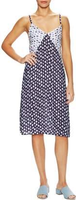 Ava & Aiden Women's V Neck Slip Dress