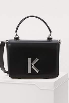 Kenzo Leather crossbody bag