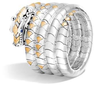 John Hardy Naga Multi Coil Bracelet