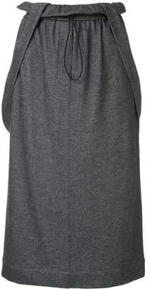 Tibi detachable strap skirt