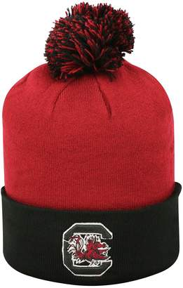 Top of the World Adult South Carolina Gamecocks Pom Knit Hat