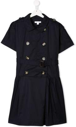 Burberry TEEN trench dress