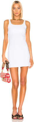 Cotton Citizen Ibiza Tank Dress in White | FWRD