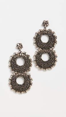 Deepa Gurnani Deepa By Caterx Earrings