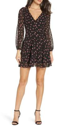BB Dakota Love in Afternoon Chiffon Minidress