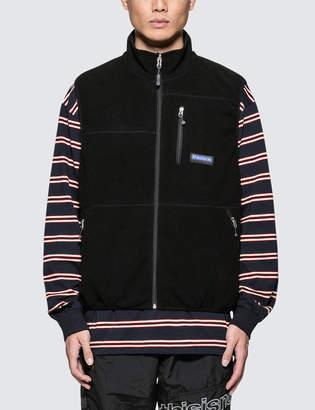 Thisisneverthat Reversible Fleece Vest