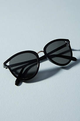 Anthropologie Rounded Cat-Eye Sunglasses