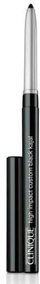 Clinique High Impact Custom Black Kajal Eyeliner Pencil - Black $17 thestylecure.com