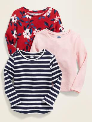 Old Navy Thermal-Knit Tee 3-Pack for Toddler Girls