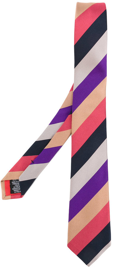 Paul Smith Paul Smith striped tie