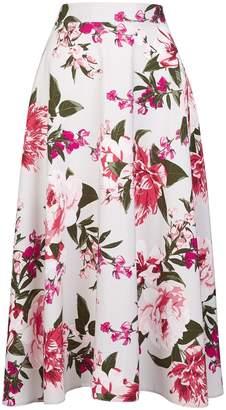 91bd5babb Dorothy Perkins Womens **Billie & Blossom Grey Floral Print Skirt