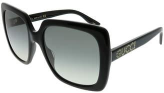 Gucci Women's Oversized Square 54Mm Sunglasses