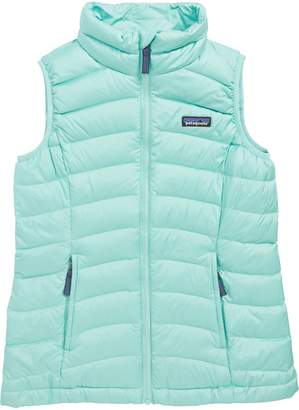 Patagonia Water Repellent Down Vest