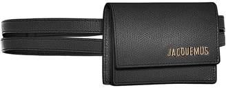 Jacquemus Le Bello leather belt bag