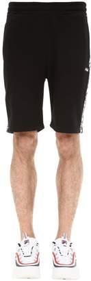 Tristan Cotton Sweat Shorts
