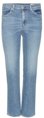 Rag & Bone Stove Pipe cropped jeans