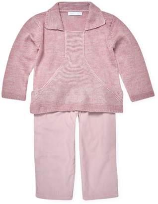 Elephantito Knit Sweater Set