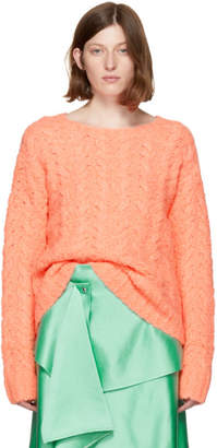 Sies Marjan Orange Casey Sweater
