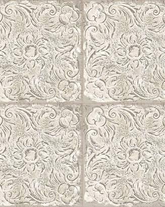 Premier Housewares Moroccan Tile Wallpaper