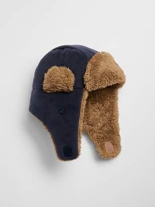 Gap Faux-Fur Trapper Hat