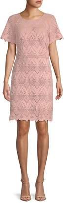 Style Stalker Stylestalker Women's Elora Lace Short-Sleeve Dress