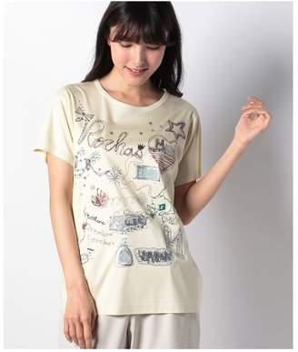 Leilian (レリアン) - レリアン グラフィックTシャツ