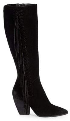 Charles by Charles David Nitro Suede Knee-High Boots