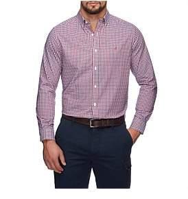 Nautica Ls Plaid Shirt