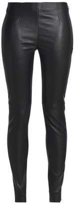 OAK Park Stretch-Leather Leggings