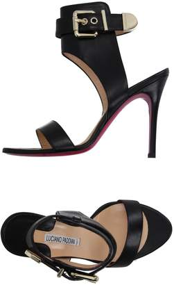 LUCIANO PADOVAN Sandals $334 thestylecure.com