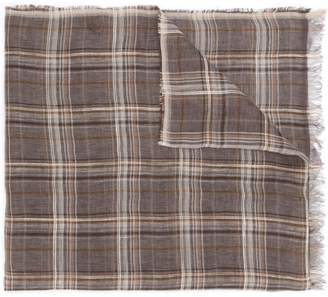 Fashion Clinic Timeless checked scarf