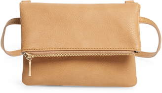 Sole Society Cassie Faux Leather Belt Bag