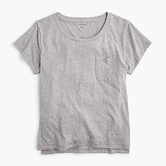 J.Crew Triblend slub pocket T-shirt