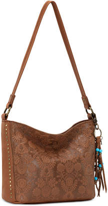 The Sak Indio Leather Demi Bucket Bag, Created for Macy's