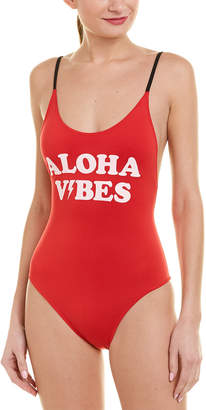 Chaser Aloha Vibes One-Piece