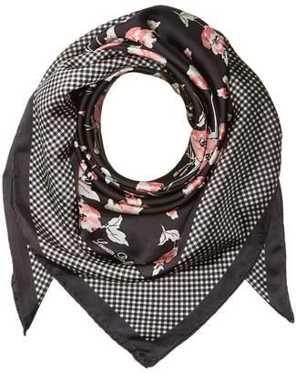 Lauren Ralph Lauren Marian Silk Square Scarf Scarves
