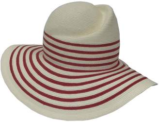Yestadt Millinery Breton Red Floppy Sunhat
