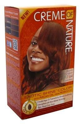 Crème of Nature Color .64 Bronze Copper Exotic Shine (6 Pack)