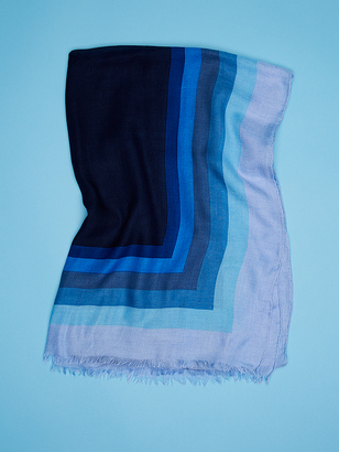 Royale Scarf $168 thestylecure.com