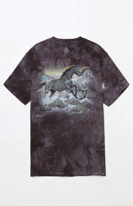 Horses Washed T-Shirt