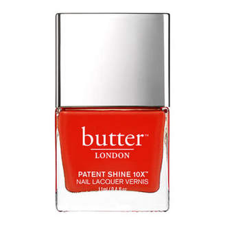 Butter London Patent Shine 10X Nail Polish - Smashing!