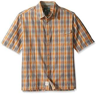 Woolrich Men's Overlook Dobby Eco Rich Shirt