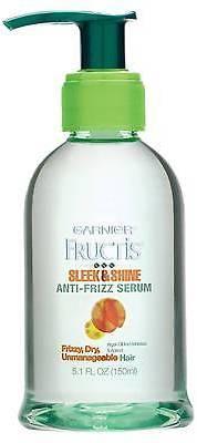 Garnier®; Fructis®; Sleek & Shine Anti-Frizz Serum - 5.1 Fl Oz