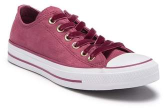 Converse Chuck Taylor All Star Oxford Croc Embossed Velvet Sneaker (Women)