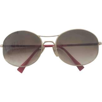 Louis Vuitton Aviator sunglasses