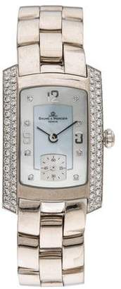 Baume & Mercier Hampton Milleis Watch