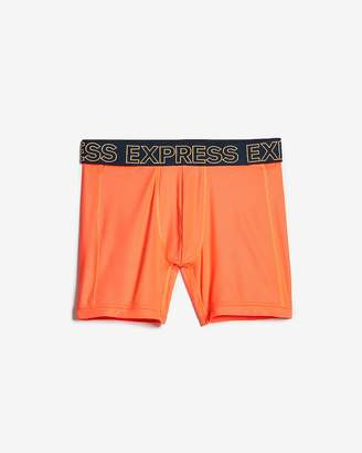 Express Neon Performance Boxer Briefs